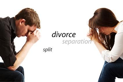 Divorce dating app