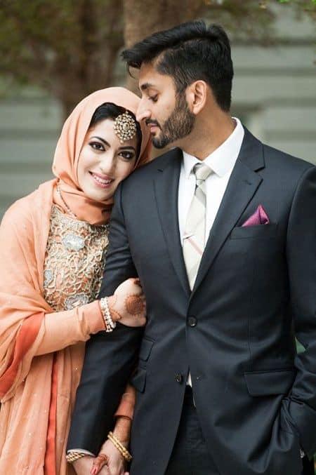 Muslim Couple - Tazawaj